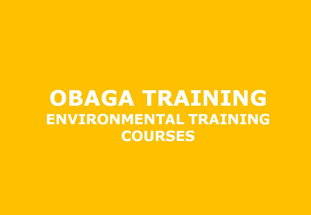 Environmental training courses