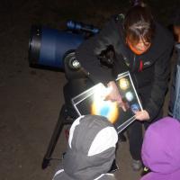 Activitat d'astronomia
